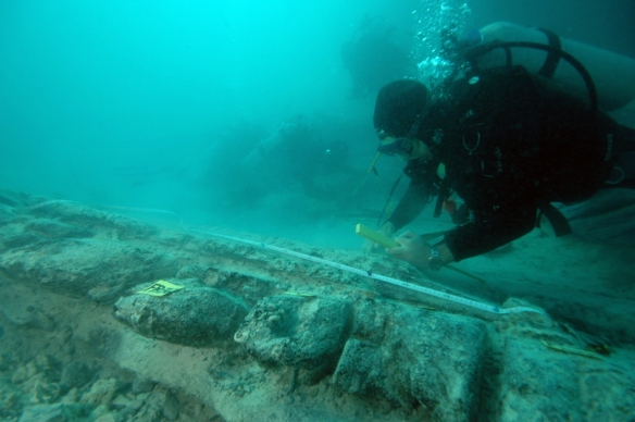Shipwreck Excavation – We're Live! | Diving | Archaeology